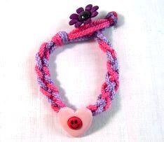 Macrame Simplicity Bracelet - Kids Project