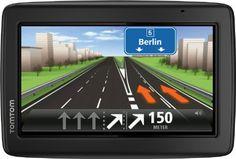nice TomTom Start 25 M Europe Traffic, Navigationsgerät, Free Lifetime Maps, 13 cm (5 Zoll) Display, TMC, Fahrspurassistent, Parkassistent, IQ Routes, Europa 45
