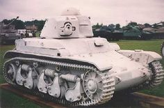 French Tanks of World War II: The renault R35