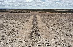 Richard Long : A LINE IN BOLIVIA