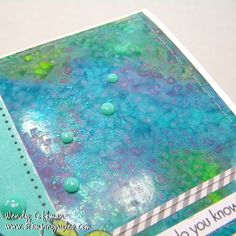 Stamping Rules!: Practical Scrappers Ten Things Spray Mist Times Two