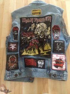 BerrLord's Turbonegro, Cirith Ungol, Motörhead, Second vest Battle Jacket | TShirtSlayer