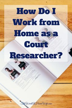 A court research is usually an independent contractor hired to pull requested documents in their local area. Many researchers are assigned two or three counties depending on size and workload.