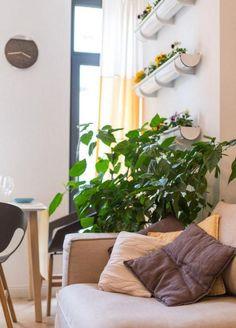 Decor cu stil intr-un apartament de 2 camere- Inspiratie in amenajarea casei - www.povesteacasei.ro