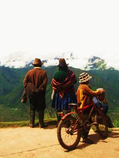 real incans (brown hats symbolize pure incan blood in incan culture)