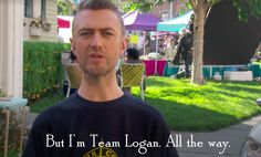 screen shot 2016 11 18 at 11 57 07 am The Cast Of Gilmore Girls Weighs In On The Team Dean, Team Logan and Team Jess Debate Gilmore Girls Cast, Team Logan, Screen Shot, Dean, It Cast, Film, Fictional Characters, Movie, Film Stock