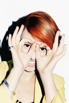 I will post as many pictures of la roux on here as I want - Olivia