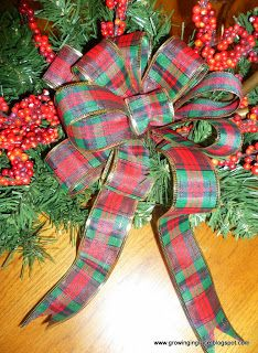 Growing in Grace: Bow Making Tutorial Christmas Diy, Christmas Decorations, Holiday Decorating, Making Bows For Wreaths, How To Make A Ribbon Bow, Bow Making Tutorials, Cute Baby Shower Gifts, Themed Gift Baskets, Make Your Own Card
