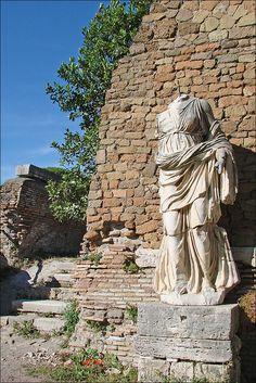 Le temple de Rome et