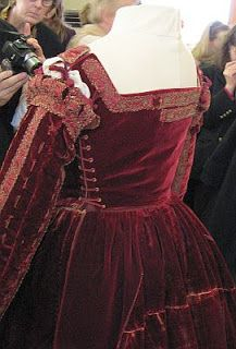 Cockatrice: Extant Dresses in Pisa: Updates on sewing and construction techniques from the Costume Colloquium 2008, Florence.