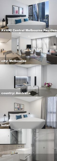 Located within a walk from Burke Street Mall and Queen Victoria Markets, Avani Central Melbourne Residences offers accommodations in the heart of. Queen Victoria Market, Australia Hotels, Street Mall, Melbourne, Kitchen Cabinets, Country, City, Home Decor, Decoration Home