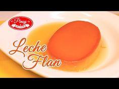 Leche Flan or Flan de Leche Pinoy Recipe : How to cook Leche Flan | Pinoy Recipes - YouTube