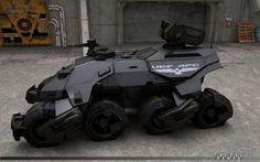 Nexus Tactical Marine by on DeviantArt Army Vehicles, Armored Vehicles, Sci Fi Ships, Weapon Concept Art, Futuristic Cars, Batmobile, War Machine, Sci Fi Art, Gi Joe