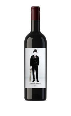 The Invisible Man #Tempranillo. Nueva añada 2014 #Wine #Vino #design