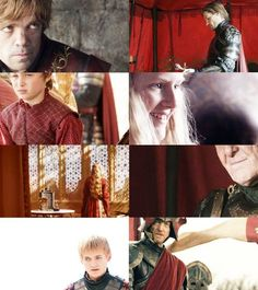 House Lannister ~ Game of Thrones Fan Art