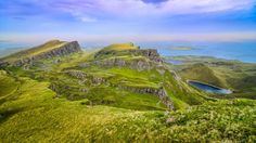 Quiraing coastline panorama by Martin Molcan - Photo 67142529 / 500px
