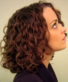 Mid Length Curly Hairstyles 2015 – 2016