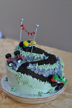 Andrew would love this cake.