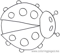 ladybug coloring pages free printables ladybug free printables and kid printables