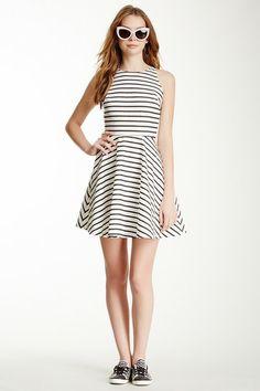 Carling Fit & Flare Dress by BB Dakota on @HauteLook