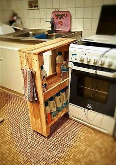 Amazing pallet furniture project ideas on a budget (45)