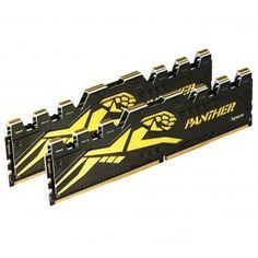 Apacer 8GB DDR4 2666Mhz Desktop Memory - Wirendy Kit, Memoria Ram, Retail Box, Desktop, Memories, Ebay, Gold, Prezzo, Gaming
