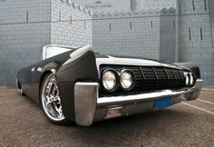 Hot Rod e Kustom Lincoln Continental Convertible 1964
