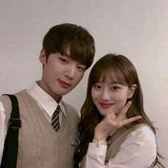 Drama Korea, Korean Drama, Good Comebacks, Web Drama, Weightlifting Fairy Kim Bok Joo, Ulzzang Korea, Kim Dong, Korean Couple, Ulzzang Couple