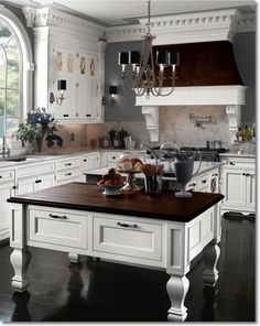 Dreaming of my white kitchen.