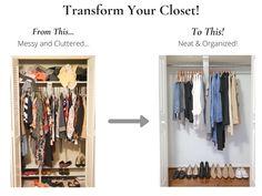Transform Your Closet - The Essential Capsule Closet
