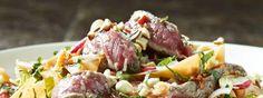 Special Cooking: Spicy Beef Salad