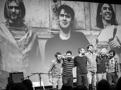 """A banda Seychelles sobe ao palco do CCSP para fazer um show em homenagem aos 20 anos do álbum """"Nirvana Unpplugged in New York""""."""