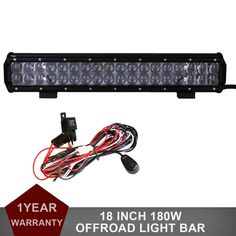 (61.56$)  Buy here  - 180W 18'' LED Light Bar Car Auto SUV ATV Pickup Camper Boat ATV 4X4 AWD Off Road Wagon Trailer 4WD Headlight Combo Driving Lamp