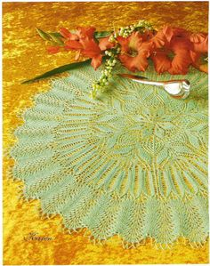 Knitted Lace by S. E. and A.R - Inessa O. - Веб-альбомы Picasa