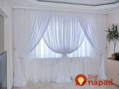 Nie je len do cesta: Prášok do pečiva je pre vašu domácnosť malým zázrakom! Valance Curtains, Home Decor, Videos, Home Tips, Houses, Recipes, Decoration Home, Room Decor, Interior Design