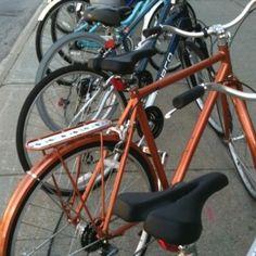 Bicycles by jayne