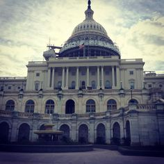 This morning I had the chance to check out the Capitol before settling into the Library of Congress to work. I had the front of the building pretty much to myself. It was amazing yet eerie... #latergram #washingtondc #capitol #capitolhill #capitolbuilding #travel #travelgram #traveler #travelphoto #tourist #touristlife #architecture #architecturelovers #architectureporn #architectural