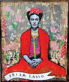 Frida y la vida by Corinne Dalle Ore.
