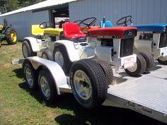 John Deere Lawn U0026 Garden Tractor Patio Set