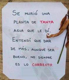 Spiritual Quotes, Wisdom Quotes, Positive Quotes, Spanish Inspirational Quotes, Spanish Quotes, Best Quotes, Love Quotes, Love Phrases, Some Words