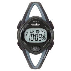 Women's Timex Ironman Sleek 50 Lap Digital Watch - Black T5K039JT