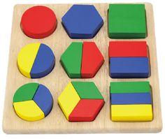 בובימה - צעצועי עץ - מונטסורי- השלמת צורות
