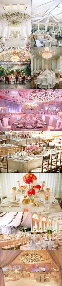 30 Creative Indoor Reception Decoration Ideas - Elegant