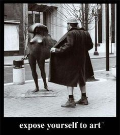 Expose Yourself to Art - I had this is High School. Loved it and still do.