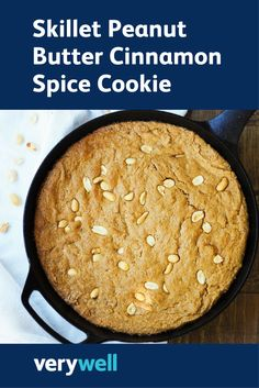 This gigantic low-carb cookie takes only 20 minutes to make and has only 5 grams of sugar per serving. Bonus: It's also gluten-free!