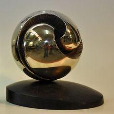 #Yin & Yang #bronze #sculpture #jens #ingvard #sculptor