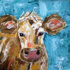 1000 images about colorful cows on pinterest cow for Painting with a twist lexington