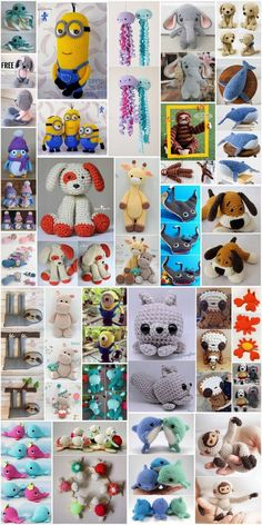 Easy to Make Crochet Amigurumi Free Patterns: Do you know what is Amigurumi? Well this is a German word which is used for the crochet designing of the toy shape product. Crochet Cat Pattern, Crochet Amigurumi Free Patterns, All Free Crochet, Easy Crochet, Crochet Things, Crochet Pillow, Crochet Bunny, Crochet Animals, Crochet Doll Clothes