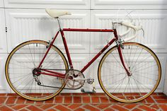 Cinelli Supercorsa de 1982