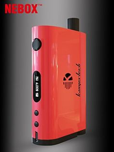 Kangertech Nebox Starter Kit is the first temp control device by kangertech,features TC function and RBA system.